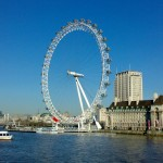 Viver em Londres com vista para London Eye