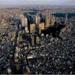 cidade de tóquio. capital financeira do Japão