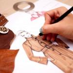 trabalhar na área da moda em Roma, Itália
