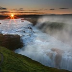 Programa Au Pair na Islândia, Gullfoss Iceland