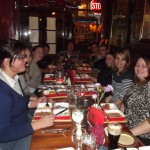 estudantes do programa de estágio em hotelaria e agricultura na Irlanda