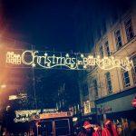 Natal em Inglaterra da Mariana
