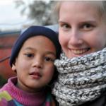 VidaEdu voluntariado com crianças na ásia