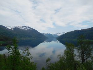 Experiência profissional na Noruega