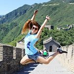 VidaEd Au Pair a ensinar inglês a crianças em Pequim