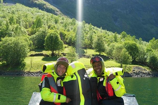 VidaEdu estahios em herdades na Noruega