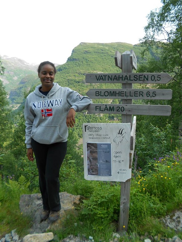 VidaEdu expriência profissional em quintas na Noruega