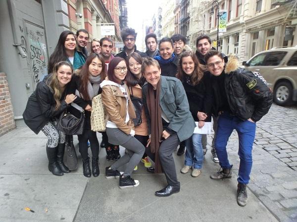 VidaEdu curso de Inglês, Soho, Nova Iorque