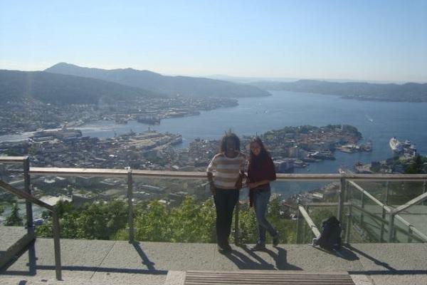 VidaEdu viajar para Bergen na Norway