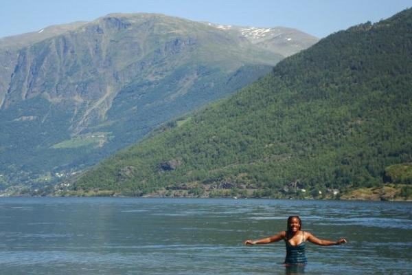 Vidaedu viajar pela Noruega