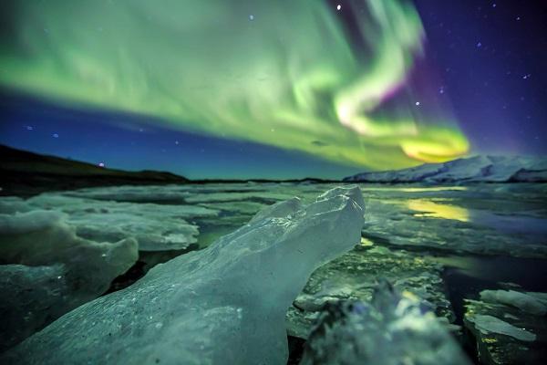 vidaedu emprego trabalho noruega islandia Aurora bureal