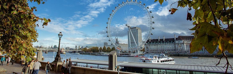 Curso de Inglês para Jovens em Londres