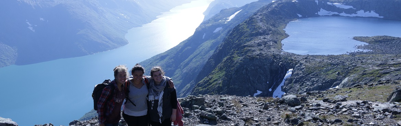 Estágios na Noruega