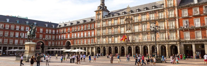 Estágios My First Job em Madrid