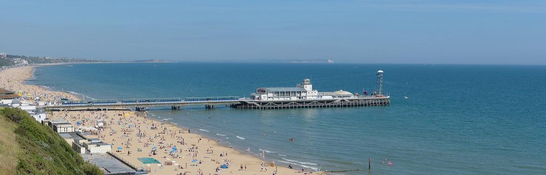 Pré-Inscrição – Curso Inglês Bournemouth