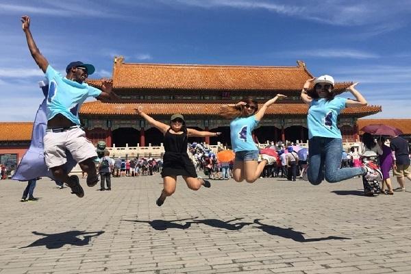 vidaedu au pair excursao cidade proibida pequim china