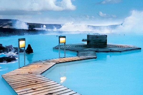 vidaedu au pair intercambio Blue Lagoon Reykjavik Iceland