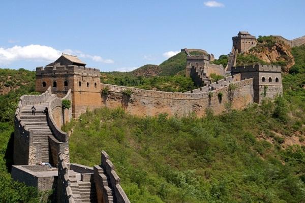 vidaedu estagio em pequim visitar a grande muralha da china