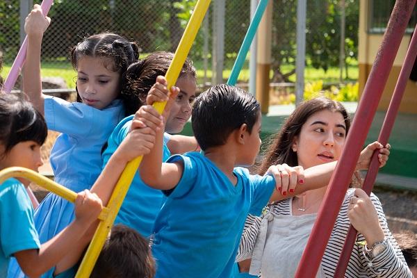vidaedu voluntariado internacional criancas costa rica