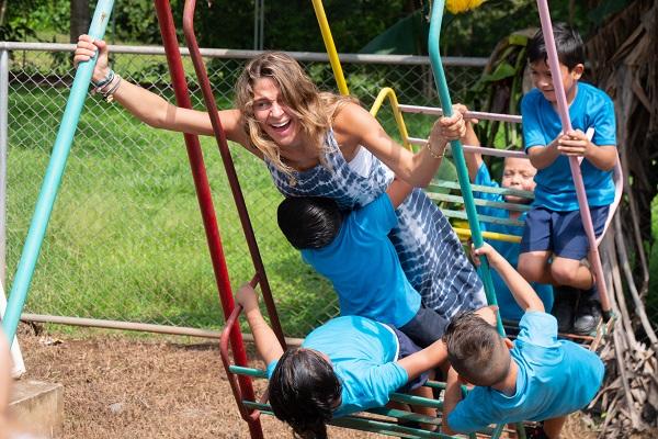 vidaedu voluntariado internacional social criancas costa rica