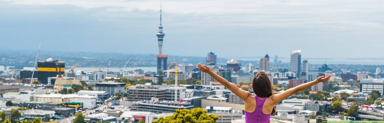Curso de Inglês em Auckland