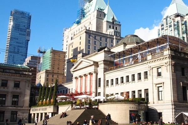 vidaedu aprender ingles Vancouver Art Gallery canada