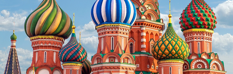 Curso de Russo em Moscovo