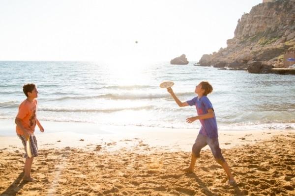 vidaedu atividades curso ingles praia malta