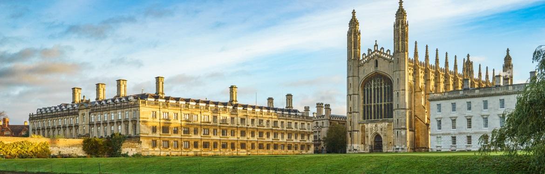 Cursos de Inglês em Cambridge