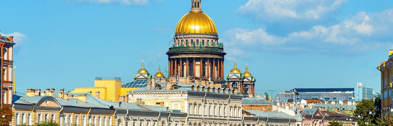Curso de Russo em São Petersburgo