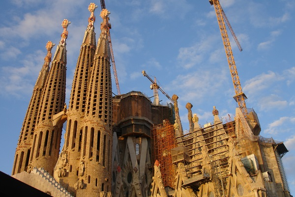 vidaedu sagrada familia barcelona viajar espanha