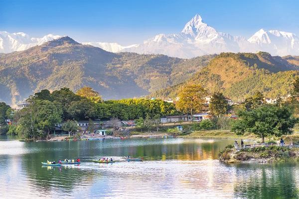 vidaedu viajar voluntariao internacional pokhara nepal mundo