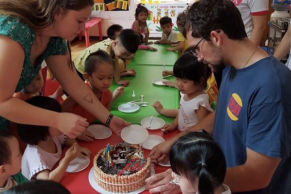 vidaedu voluntariado internacional criancas ho chi minh vietname