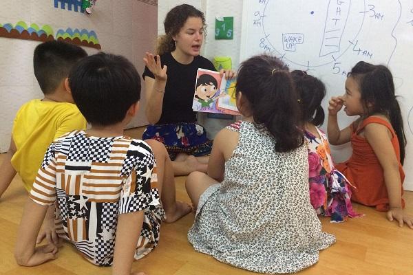 vidaedu voluntariado social criancas vietname
