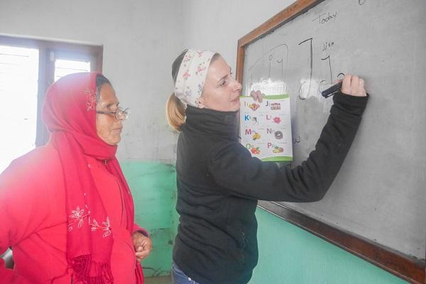vidaedu women empowerment nepal voluntariado internacional