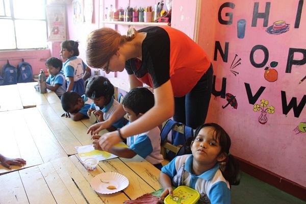vidaedu ensinar ingles criancas voluntariado sri lanka