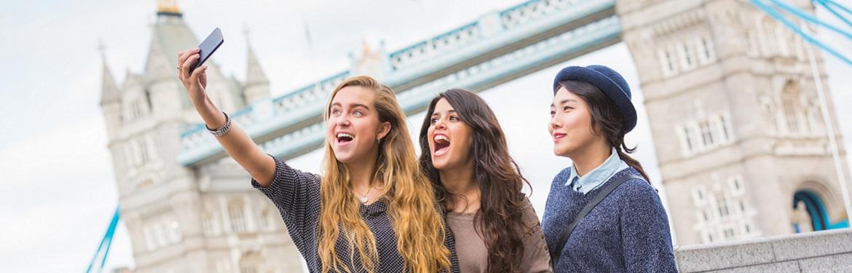 Cursos de Inglês no Verão – Grupos de Jovens