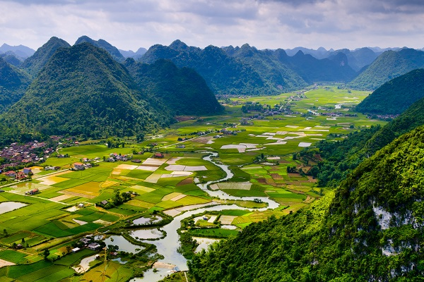 vidaedu estagios viajar Bac Son Lang Son vietname