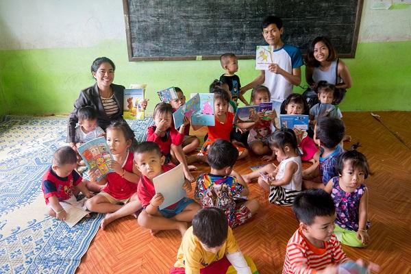 vidaedu laos asia voluntariado projeto social criancas