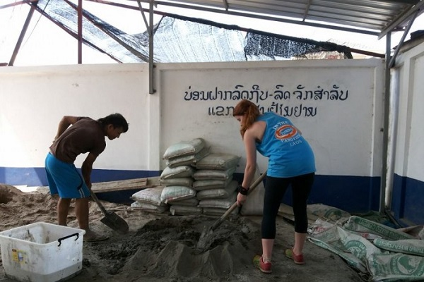 vidaedu projeto voluntariado internacional asia laos