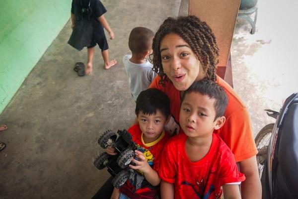 vidaedu voluntariado internacional social criancas laos