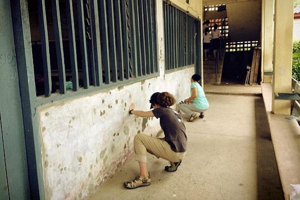 vidaedu voluntario internacional laos asia