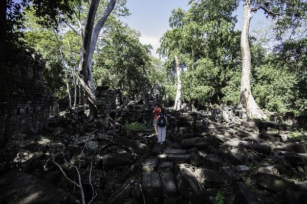 Vidaedu voluntariado internacional preservacao templos asia cambodja