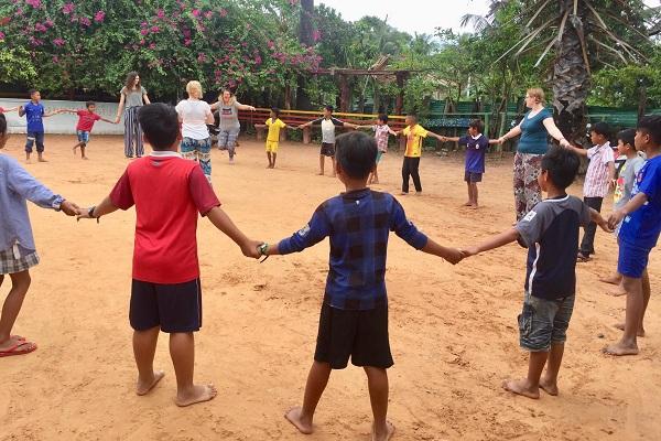vidaedu atividades voluntariado cambodja asia