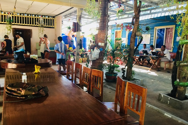 vidaedu voluntariado alojamento samraong asia cambodja