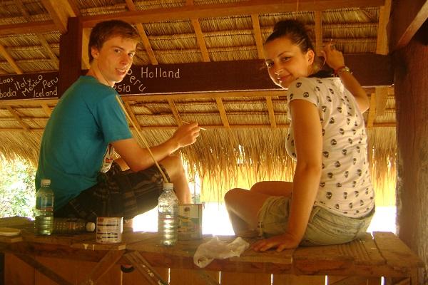vidaedu voluntariado internacional asia cambodja