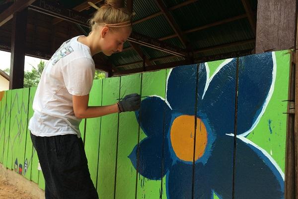 vidaedu voluntariado internacional escola cambodja asia