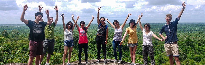 Semana Cultural em Laos