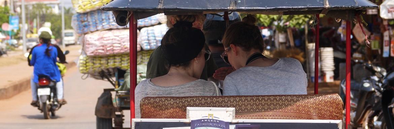 Semana Cultural no Cambodja