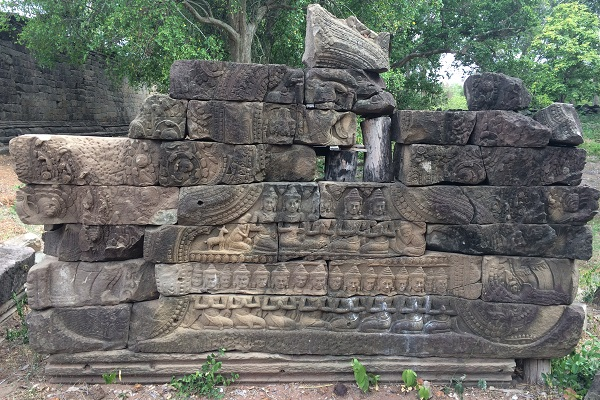 vidaedu voluntariado temple banteay chhmar cambodja